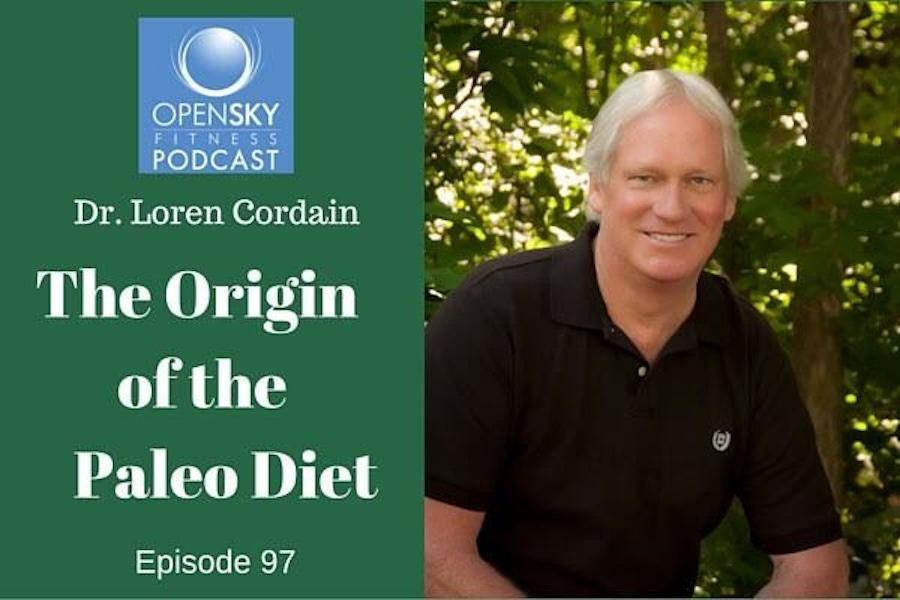 The Origin of the Paleo Diet Podcast image