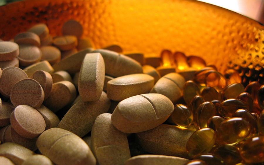 Vitamin D and Omega-3 Supplements on The Paleo Diet image