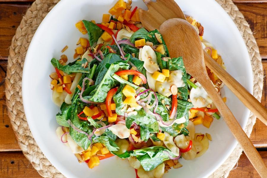 Recipe: Fall Harvest Vegetable Salad image