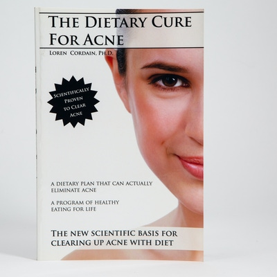 product image - The Dietary Cure For Acne