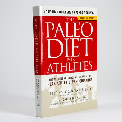 product image - The Paleo Diet for Athletes