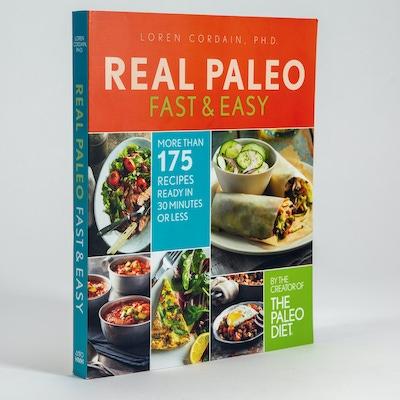 产品图像 - 真正的Paleo,快速轻松
