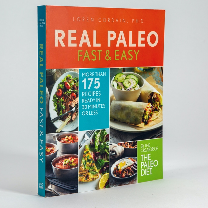Real Paleo, Fast & Easy