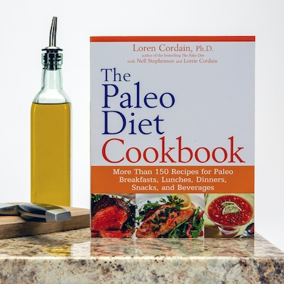 product image - The Paleo Diet Cookbook