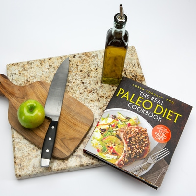 product image - The Real Paleo Diet Cookbook
