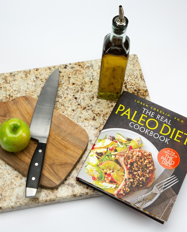 The Real Paleo Cookbook