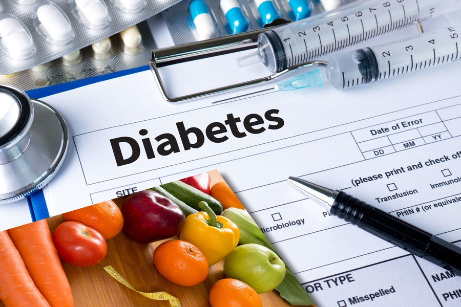 Diabetes researchers still recommend pills and surgery instead of a healthy diet image
