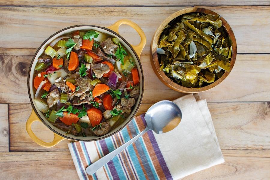 食谱:丰盛的爱尔兰炖羊肉