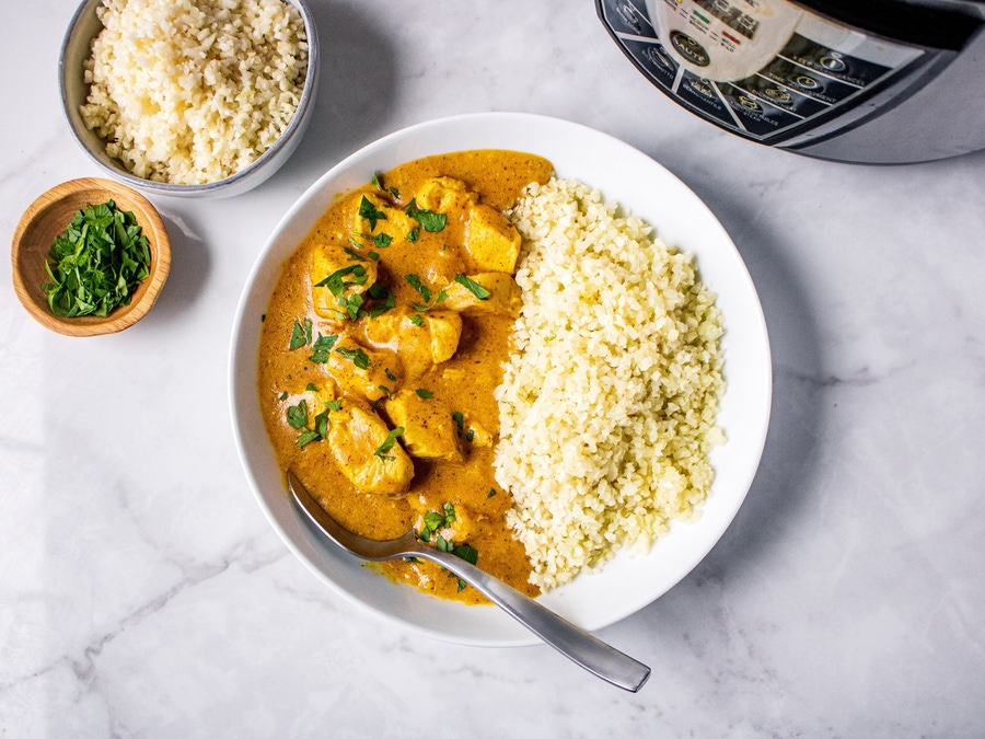 Instant Pot Butter Chicken image