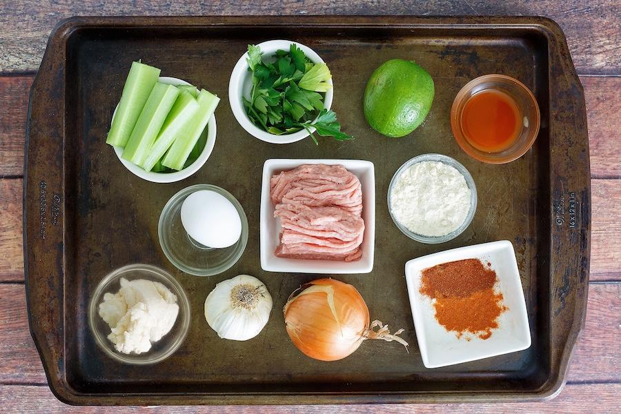 Recipe: Spicy Buffalo Chicken Meatballs image