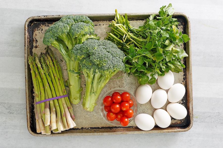 Recipe: Veggie-Packed Breakfast Frittata image