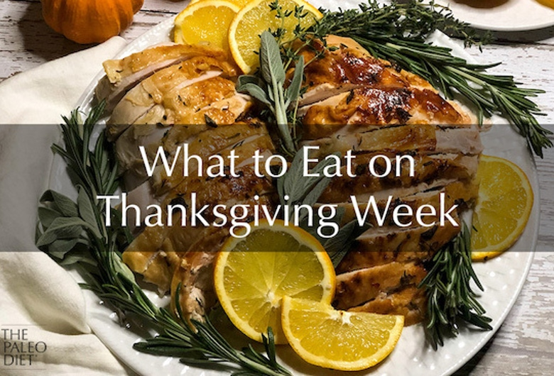 TC What to Eat on Thanksgiving Week