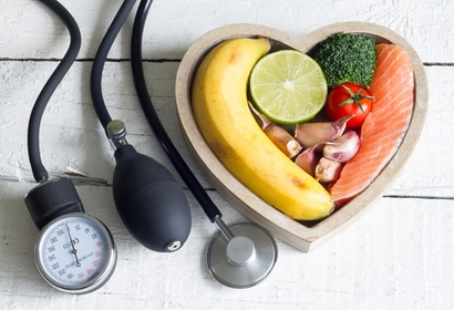 Blood pressure and diet