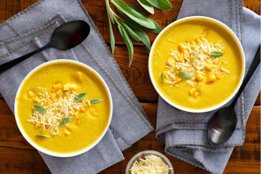 Recipe: Butternut Squash Soup image