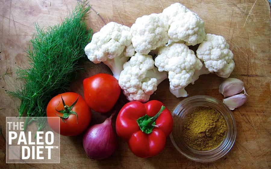 Recipe: Dill Curry Roasted Cauliflower image
