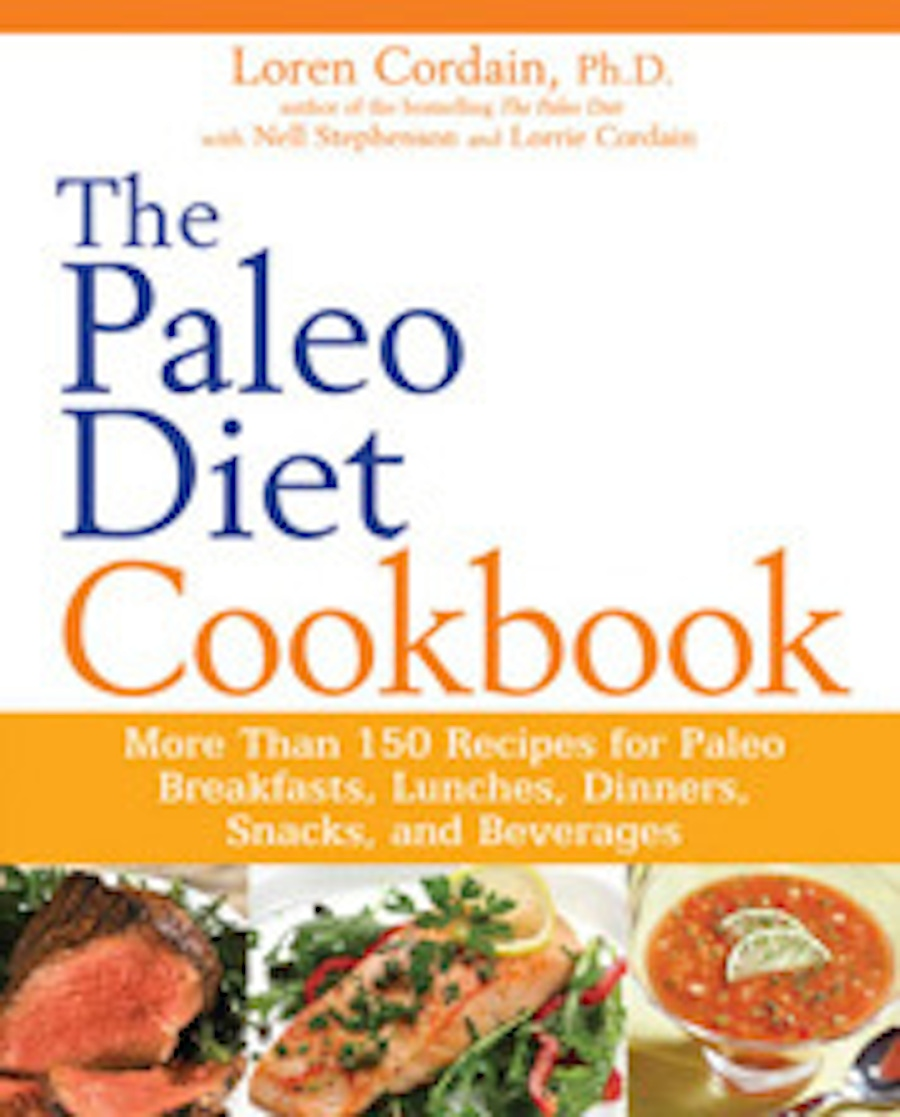 The Paleo Diet Cookbook (2011) Podcast Interview image
