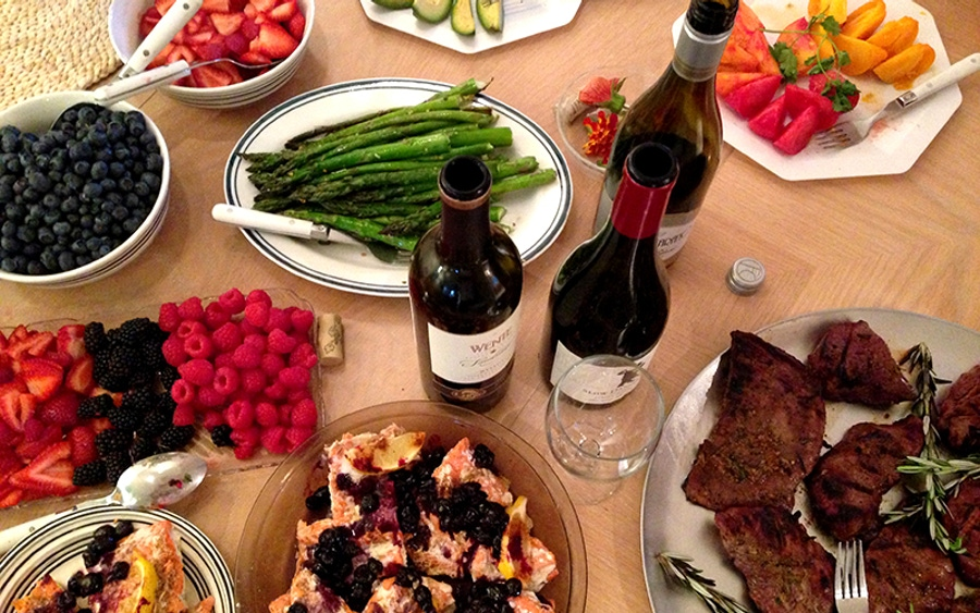 Paleo Dinner Party image