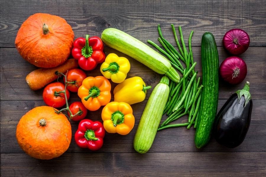 Enjoy Fresh, Seasonal Vegetables With Paleo Summer Foods image