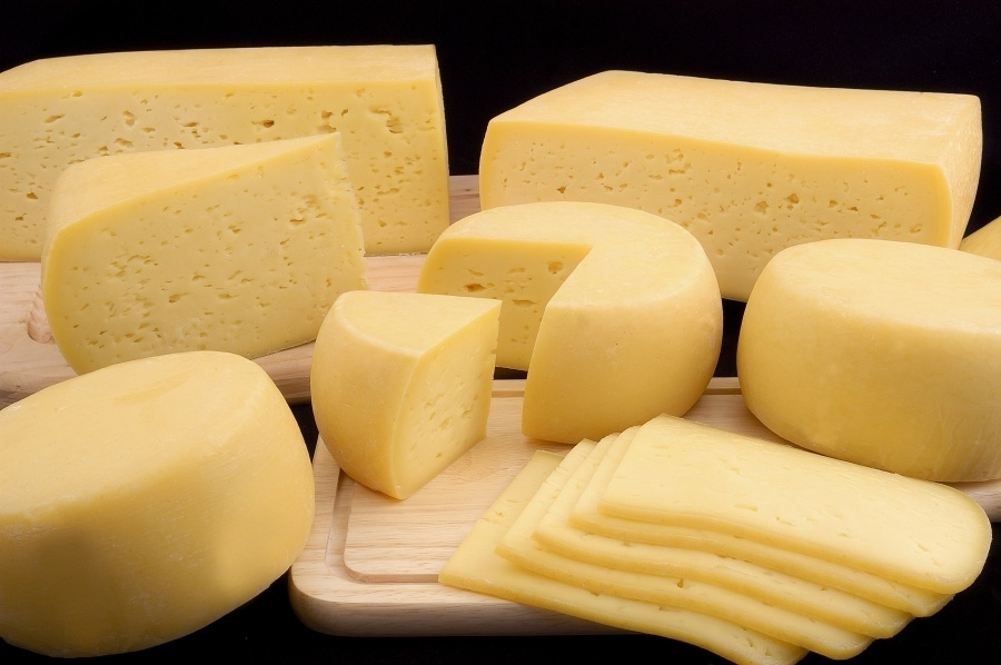 The Sodium to Potassium Ratio in Cheese: Clearly, a Non-Paleo Food image