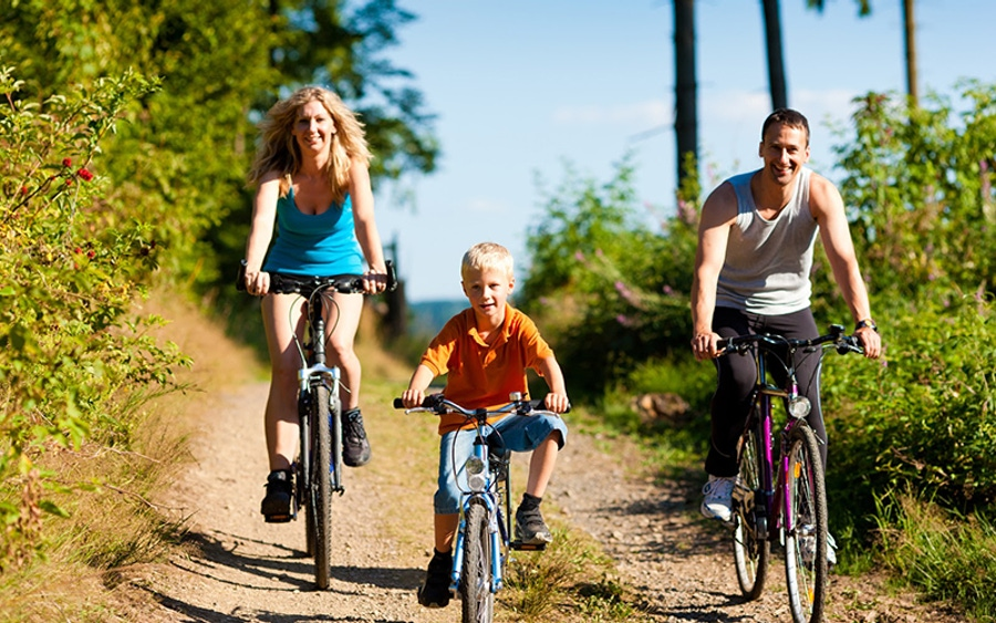 Are Family Workouts Key to Kids Forming Good Habits? image