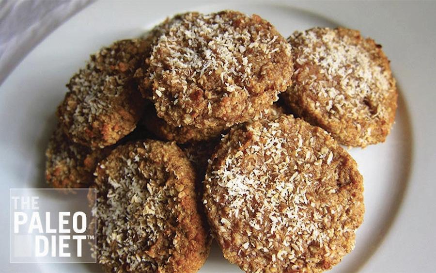 Recipe: Paleo Gingerbread Cookies image