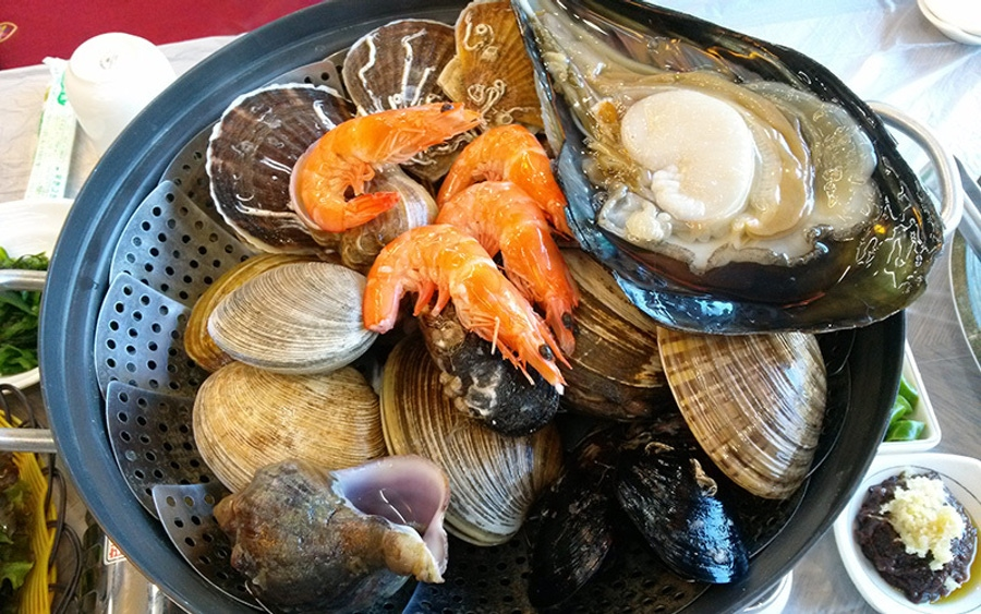 Believe it or Not: Some Shellfish Contains Carbohydrate image