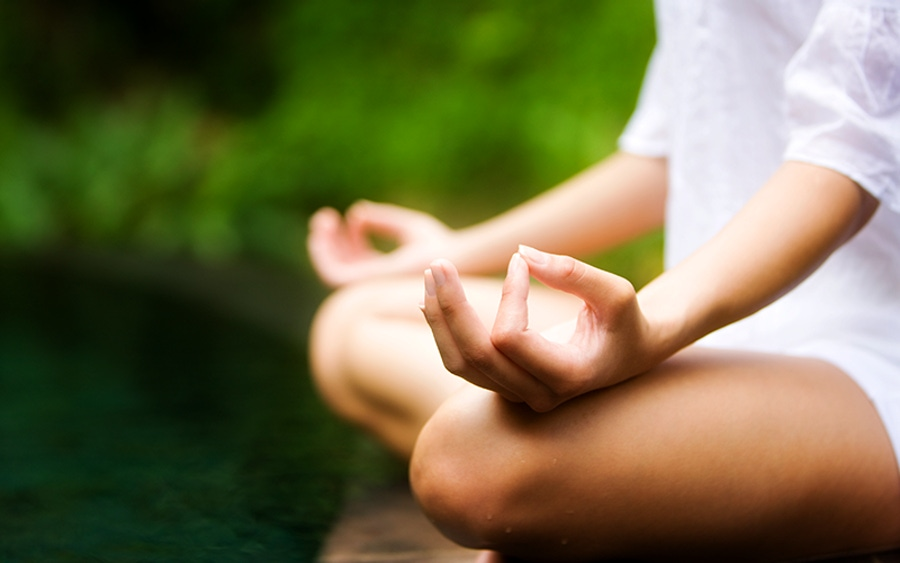 Meditation's Positive Change to Your Brain image