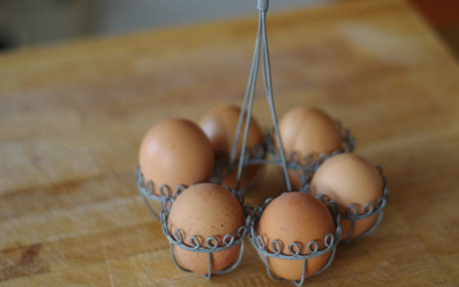 Omega 3 eggs as a part of The Paleo Diet® image