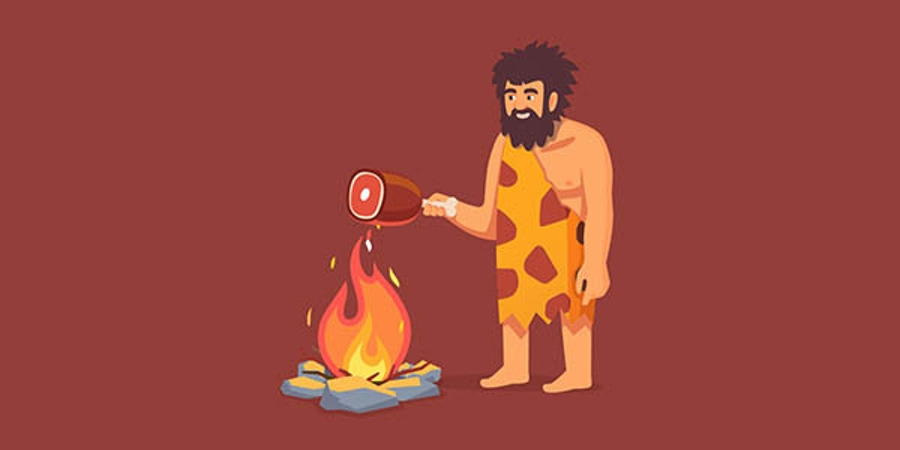 Seven Paleo Lifestyle Tips Getting in Touch With Your Inner Caveman image