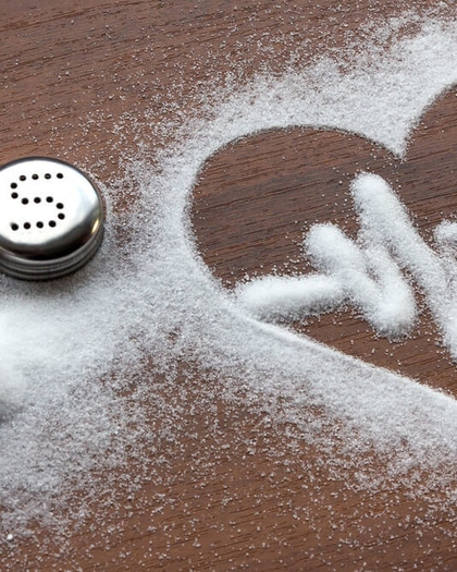 Salt and heart health